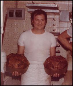 Anni 70 - Papà panettoni