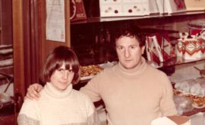 Anni 80 - Mamma e papà1