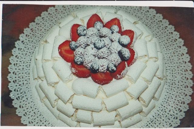 Torta Monica